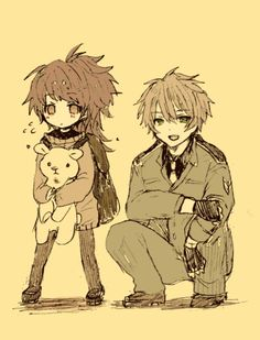 Pixiv ID: 56183991 Artist: 森藻 Happy 3 Friends, Happy Tree Friends Flippy, Free Friends, Anime Love, Anime Guys, Htf Anime, Pixiv Id, Yuka, Friend Anime