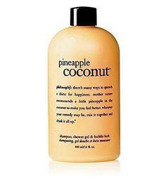 Philosophy Pineapple Coconut Shower Gel Shampoo & Bubble Bath