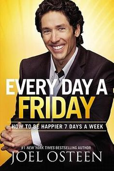 Joel Olsteen - this book is very inspirational!  It will change your life in just months...