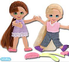 flatsy dolls! Loved them! lol