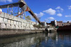 Gowanus canalscape