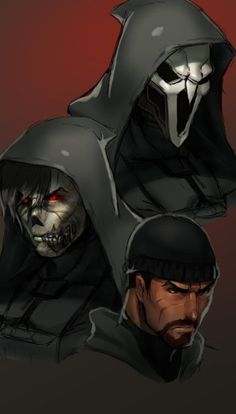 #Reaper #Deadliest #Time  Game: Overwatch