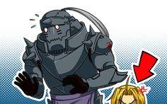 Ed & Al | Fullmetal Alchemist Brotherhood | #FMAB | Anime
