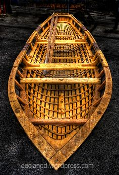 Traditional Irish Currach