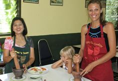 Thai Cooking Class in Phuket Thailand. See more here: http://www.ytravelblog.com/thai-cooking-class/