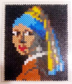 Photo: La joven de la perla #Vermeer
