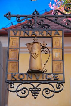 The Wine Kettle in Český Krumlov, the South Bohemian region of the Czech Republic