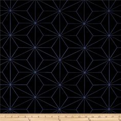 Designed by Parson Gray for Free Spirit, this fabric is perfect for quilting, apparel and home decor accents. Colors include black and plum.