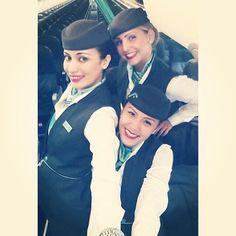 FEATURED FA: @moanikkk w/ Flynas! #flightattendant #flynas #flightattendantsource