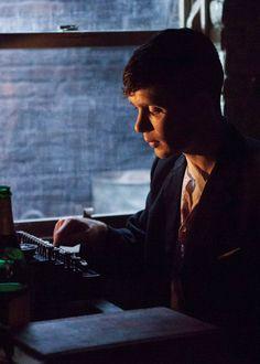 Cillian Murphy - Great actor; plus, great lighting in this shot.