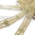 GOLD PEARL Rhinestone trimming,edging,trim,sequins,beads,embellishment,stones £4.99