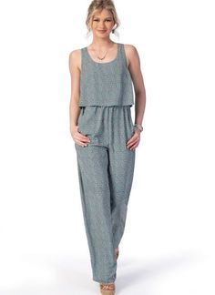 Pattern Roundup: Summer 2016 Jumpsuits and Rompers - Threads