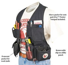2535 - Builders' Vest™ | Tool Vest