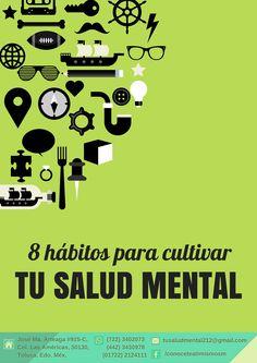 Hábitos para cultivar una buena Salud Mental