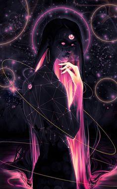 art conceitual The Requiem of Loneliness - Fantasy - . Dark Fantasy Art, Fantasy Artwork, Anime Fantasy, Digital Art Fantasy, Beautiful Fantasy Art, Fantasy Love, Bel Art, Arte Obscura, Arte Horror