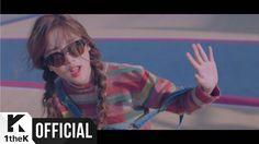 [MV] Kisum(키썸) _ LOVE TALK (Feat. Hwa Sa(화사) of MAMAMOO(마마무))