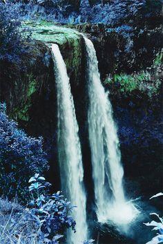 Waterfalls in Hawaii