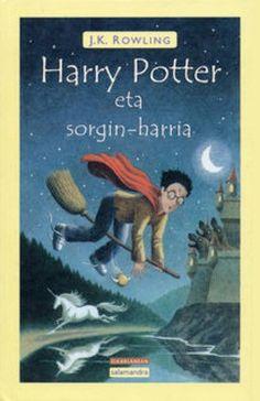 +12 Harry Potter eta sorgin-harria