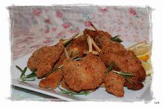 Cocinando... un abril encantado. Chuletillas de cordero a la florentina... o chupa-chups de cordero http://cocinandounabrilencantado.blogspot.com.es/2014/01/chuletillas-de-cordero-la-florentina-o.html