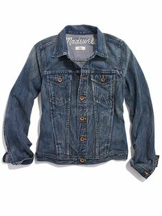 The Best Jean Jacket for Your Body It's the ultimate fall staple, but with all the washes, styles, and brands out there, finding the right denim topper is quite the task. Clinton Kelly, cohost of What Not to Wear and author of the upcoming Freakin' Fabulous on a Budget, breaks down the offerings to save you hours at the mall. Redbook.com