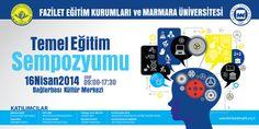 Temel Eğitim Sempozyumu, Billboard Çalışması..  #yaratıcı #reklam #çalışmaları #billboard #eğitim #sempozyum