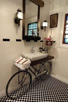 Where can one get Unique Bathroom Fixtures?