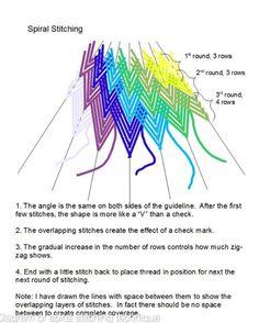Kyoto Spiral instruction                                                                                                                                                     Más