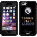 Georgia Tech Alumni 1 on OtterBox Defender Series Case for iPhone 6