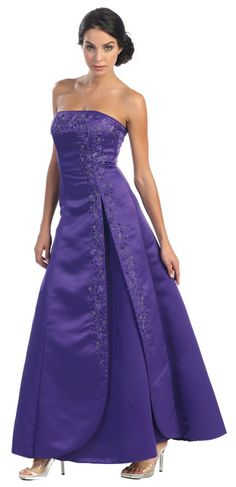 A Designer 2009 Bridesmaid Dress,formal wear for a prom,wedding,homecoming,winter formal,or any special occasion.Please go to our chart size before ordering any dress from us we really appropriate it.We have good quality dresses and affordable prices.Plus sizes available up to size 26.All the embroideries are hand beaded. Price:$89.00