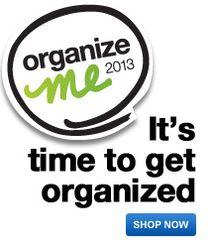 """Office Depot Free """"Organize Me"""" Calendar"""