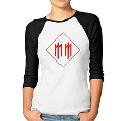 Lady Personalized Shirts Marilyn Manson Toddler Raglan Baseball Jerseys -- Awesome products selected by Anna Churchill