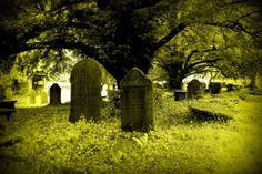 Graveyard, Betws-y-Coed, Wales