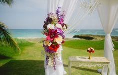 Kara & Christopher's destination wedding in Punta Cana, Punta Cana beach wedding, Punta Cana wedding ideas @destweds