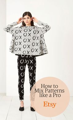 How to mix patterns like a pro  Style experts give their best tips for piling on the prints