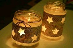 Excellent Screen Candles Lanterns night Ideas Candlepower unit jar lanterns are one with one of the. Excellent Screen Candles Lanterns night Ideas Candlepower unit jar lanterns are one with one of the best tips on how to adorn for the time, althou Christmas Jars, Easy Christmas Crafts, Simple Christmas, Christmas Decorations, Kids Christmas, Fall Crafts, Mason Jar Crafts, Mason Jar Diy, Diy Candles