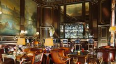 """Bar 228 Named Bar 228 after the hotel's address on 228 rue de Rivoli, this place has become """"the rendez-vous"""" of Parisians."""