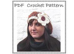 CROCHET BERETS PATTERNS | Crochet For Beginners