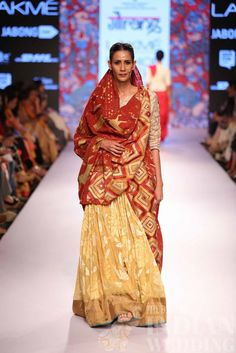 Gaurang Shah's Tree of Life Collection {Lakme Fashion Week 2015}