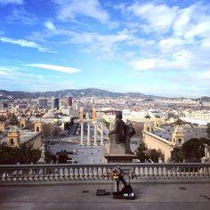 Music in Barcelona, Spain