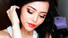 Maquillaje para primavera / verano