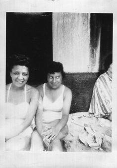 Vintage Photo..Sideways Glance 1930's Original Found