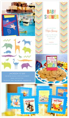 Storybook Baby Shower By Fab Blog by InvitationConsultants