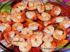 Γαρίδες με φρέσκο σκόρδο Recipe Images, Fish Dishes, Greek Recipes, Fish And Seafood, Shrimp, Cooking Recipes, Meals, Meal