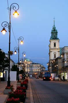 Warsaw- the best city in the world