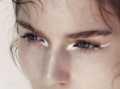 White // Inspiration for Matte Finish Eyeshadow in Salt Flat
