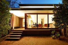 Downie North Architects | Neutral Bay House, NSW; renovation and rear addition