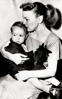 Barbara Graham Gas Chamber | Barbara Graham, convicted of the murder of a wealthy widow and ...