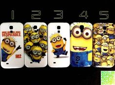 Despicable me/god steal dads iphone 5 case/iphone by Charmgiftshop, $5.98