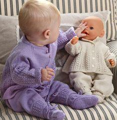 Baby knitting pattern | baby cardigan knitting patterns