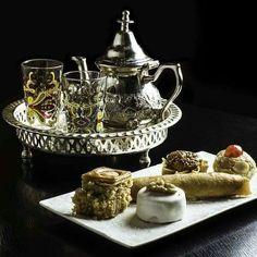 Thé et Gâteaux algériens